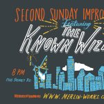 Merlin Works presents Improv at Zach Second Sunday Comedy Showcase feat. Get Up!