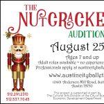 The Austin City Ballet Nutcracker Auditions