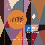 New Media Art and Sound Summit