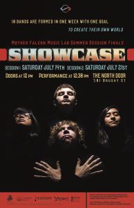 Mother Falcon Music Lab Summer Showcase