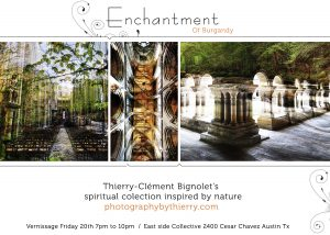 Photographic exhibition The Enchantment of Burgund...