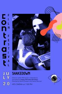 AFS & Contrast Fest: 'Shakedown' w/ director Leilah Weinraub