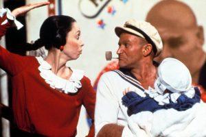 AFS Sunday School: 'Popeye'