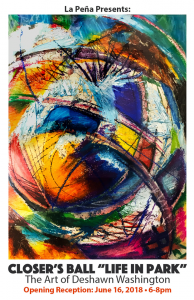 "Closer's Ball ""Life in Park"" - Art Exhibition"