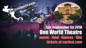 Centroamericanto Fest 2018