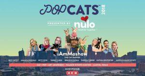 POP Cats 2018