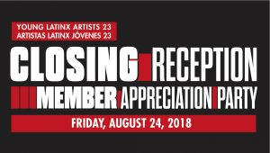 Member Appreciation Party and YLA 23 Closing Recep...