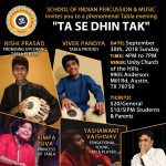 Ta se Dhin Tak - A Phenomenal Tabla Evening