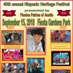 40th annual Hispanic Heritage Festival