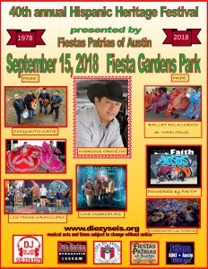 40th annual Hispanic Heritage Festival