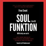 SAY IT LOUD x Millie Heckler x 3rd Eye Snacks Presents SoulFunktion