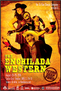 TEXAS 'DEEP-FRIED' ENCHILADA WESTERN
