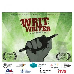 """""""Writ Writer"""" - Documentary film screening"""