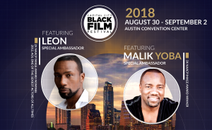 Hollywood Ambassadors Leon and Malik Yoba to appear at Cap City Black Film Fest