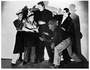 AFS Sunday School: 'Abbott & Costello Meet Dracula'
