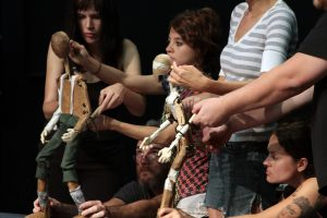 Trouble Puppet's Puppetry Training Boot Camp- Augu...