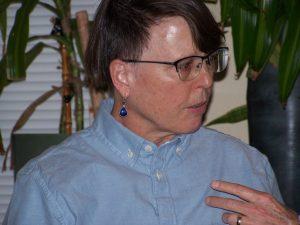 Texas Nafas Presents Poet Cindy Huyser