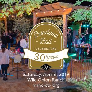 30th Annual Bandana Ball