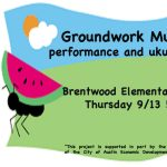 Groundwork Music Project Family Picnic