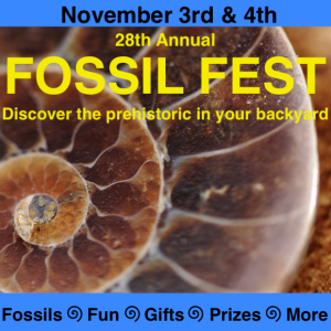 28th Annual Fossil Fest