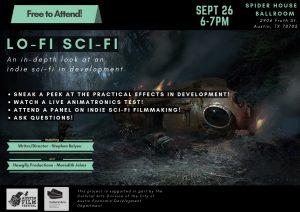 Lo-fi Sci-Fi: An in-depth look at an indie sci-fi ...