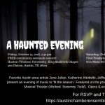 Austin Chamber Ensemble presents: 'A Haunted Evening'