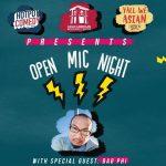 Loud and Proud Open Mic Night Feat. Bao Phi