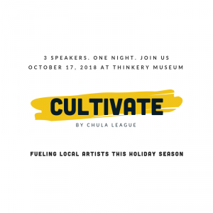 Cultivate: Re-Fueling Local Artists This Holiday Season