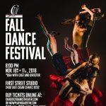 Chaddick Dance Theater 2018 Fall Dance Festival