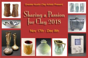 Sharing a Passion for Clay 2018