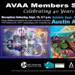 AVAA Members Show - Celebrating 40 Years