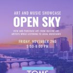 Open Sky: Music and Art