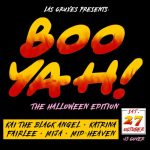 Boo Yah! — Halloween Costume Dance Party & Las Cruxes 7th Anniversary