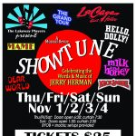 The Lakeway Players present 'Showtune: Celebrating the words & music of Jerry Herman',