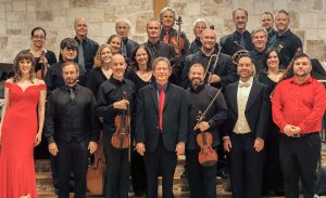A World Tour of Baroque Chamber Music