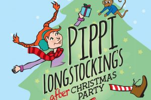 Pippi Longstocking's After Christmas Party