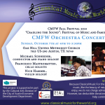 CMFW Orchestra Concert