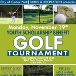 Youth Scholarship Benefit Golf Tournament