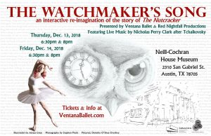 The Watchmaker's Song