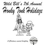 Wild Bill's 7th Annual Honky Tonk Holidaze
