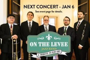 Hal Smith and the On the Levee Jazz Band
