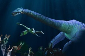 Long Center Presents Erth's Prehistoric Aquarium Adventure