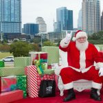Long Center Presents Santa on the Terrace