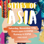 Styles of Asia Fashion Show