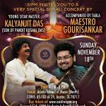 SIPM November Diwali Concert