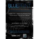 BLUEPRINT: AN AUSTIN MUSIC FOUNDATION + TUNECORE WORKSHOP FOR INDEPENDENT ARTISTS