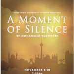 A Moment of Silence, by Mohammad Yaghoubi