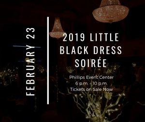 Little Black Dress Boot Scootin' Soiree