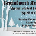 Groundwork Music Project Holiday Concert