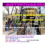 ARA ORUN KINKIN - MASQUERADES - MYTHOLOGY PUBLIC SPACE ONE DAY PERFORMANCE & EXHIBITION